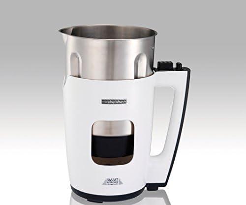 Morphy Richards Contrôle Total Soup Maker 501020 Blanc SoupMaker