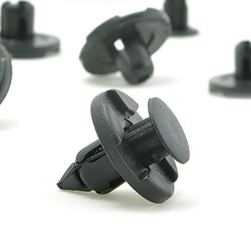 Xterra Auto Nissan Body (Approved for Automotive AFA 20 Pcs Nissan Retainer Clips - 01553-09321 & Stronger Than Original)