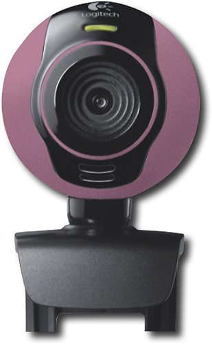 Logitech C250 Webcam Dusty Rose