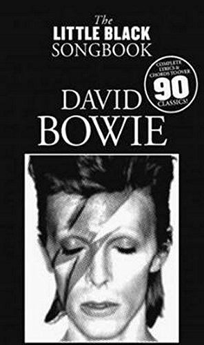 Download The Little Black Songbook: David Bowie pdf