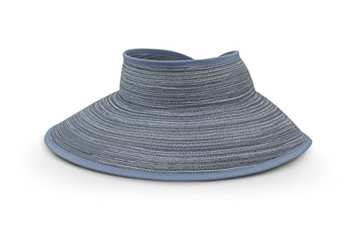 Sunday Afternoons Women's Sicily Visor, Blue Shadow, One Size