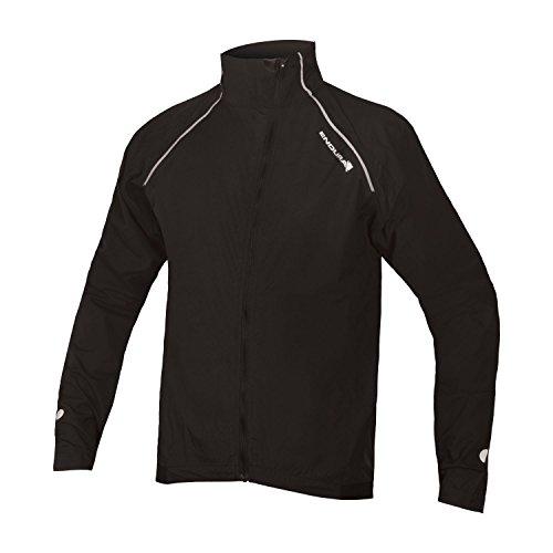 Endura Helium Cycling Jacket Black, Large Helium Cycling Jacket
