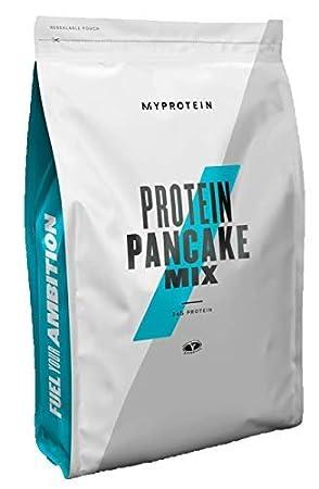 MyProtein Pancake Mix Tortitas de Proteínas, Sabor Chocolate - 1000 gr: Amazon.es: Salud y cuidado personal
