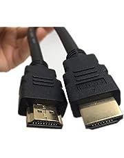 Cavo del cavo 5M HDMI, supporto ad alta velocità UHD 4K 60HZ HDR 3D 1080p 2160p ARC PoE compatibile con HDMI 2.0a / b / 1.4a Ethernet Audio Return