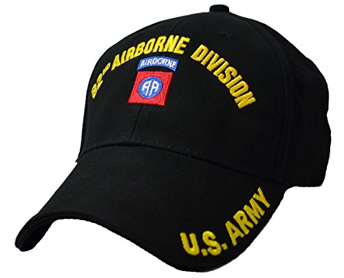 82nd Airborne Low Profile Cap