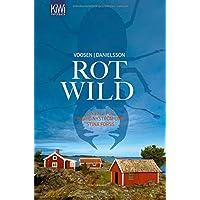 Rotwild: Der zweite Fall für Ingrid Nyström und Stina Forss (Die Kommissarinnen Nyström und Forss ermitteln, Band 2)
