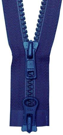 #5 Vislon 2-Way Zipper 30in Navy Ohio Travel Bag