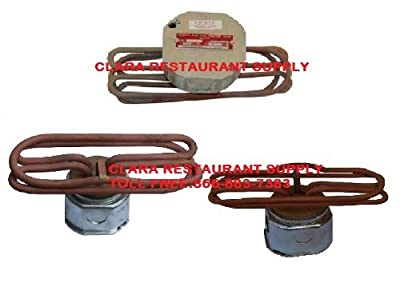 Commercial - Electric Water Immersion Heater Element (4000Watt / 208Volt / 1Phase)