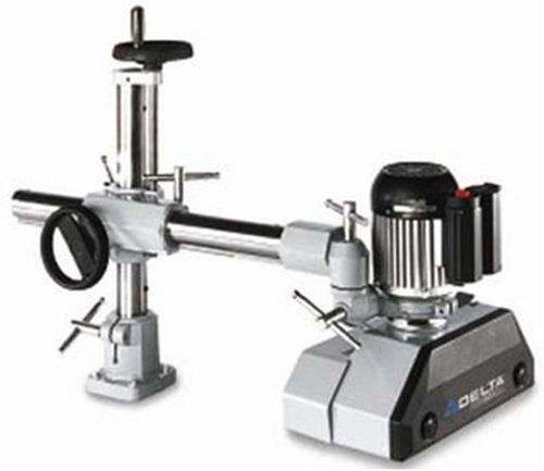 Delta Shaper (DELTA 36-851 1 Horsepower 4-Speed 3-Roller Stock Feeder, 230-Volt 1 Phase)