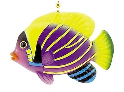 Emparada Tropical Fish TiKi Nursery Ceiling Fan Light Pull