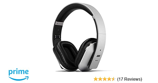 424656efe11 August Over Ear Bluetooth Wireless Headphones - August EP650 - Enjoy Bass  Rich Sound and Optimum Comfort from This Wireless Over Ear Headset with NFC  and ...