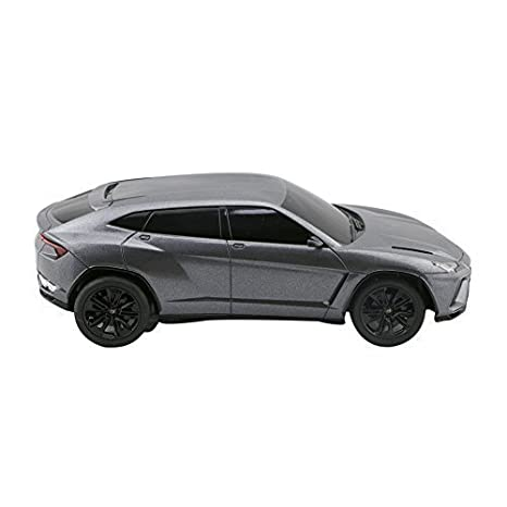 Qun Xing 1/24 Scale Lamborghini URUS RC Radio Remote Control Car, Gray