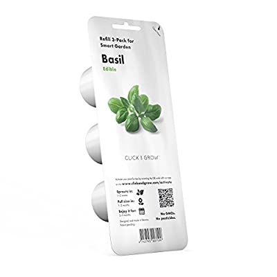 Click and Grow Basil Plant Pods