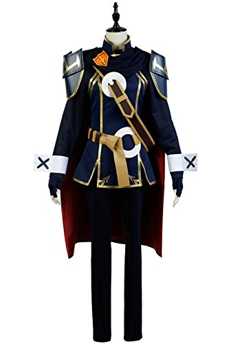 Costhat Fire Emblem Awakening Fates Lucina Battle Suit Cosplay Costume (Collection 64 Inch Tv)