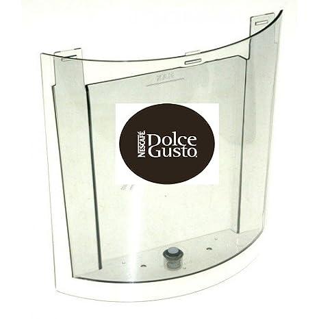 Deposito agua cafetera Dolce Gusto KRUPS OBLO MS623714 Modelos compatibles KP1101 KP1105 KP1108 KP110F ADEMAS CUSTO Y MAQUINAS DE DISEÑO: Amazon.es: Hogar