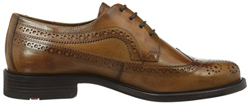 Lloyd Uomini Kay Brown Derby Extra-wide (reh)