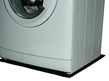 Antivibrationsmatte für waschmaschinen und trockner 0 60m x 0 60m