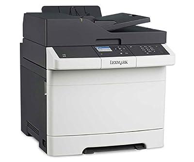 Lexmark CX310N Laser Multifunction Printer - Color - Copier/Printer/Scanner - 1200 x 1200 dpi Print - Gigabit Ethernet - USB