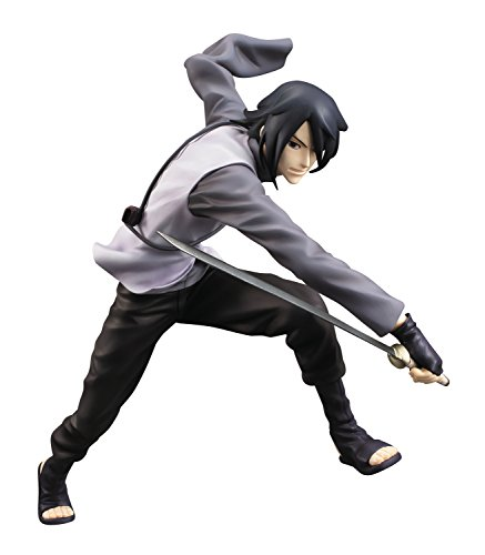 - Megahouse Naruto Shippuden: Uchiha Sasuke Movie Version GEM PVC Figure