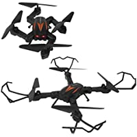 KXN A200 RC FPV Quadcopter With 720P HD Camera WIFI 2.4Ghz Headless Mode Helicopter Kids Beginners (B)