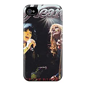 Iphone 4/4s HYo15987mGRT Allow Personal Design Vivid Foo Fighters Pictures Bumper Phone Cases -DannyLCHEUNG