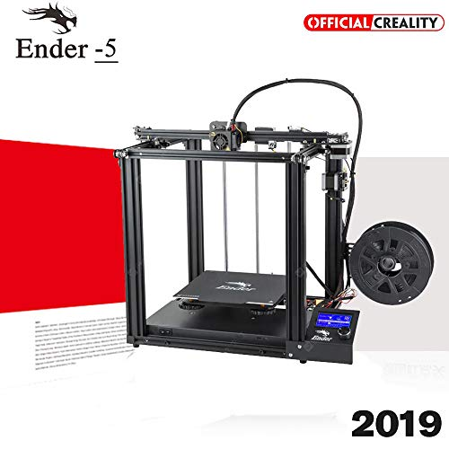 Official creality Ender 5 3D Printer New Upgrade 2019 (Best Abs 3d Printer 2019)
