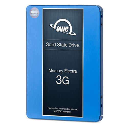 OWC 60GB 3G SSD and HDD DIY Complete Bundle Upgrade Kit for Late 2009-2010 iMacs by OWC