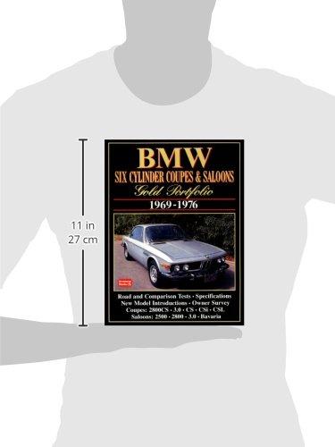 BMW BOOK PORTFOLIO COUPES BROOKLANDS E9 E3