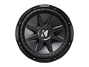 Kicker 10cvr12-2 2010 Comp Vr Series 12 Inch 2 Ohm Dual Voice Coil 800 Watt Car Subwoofer