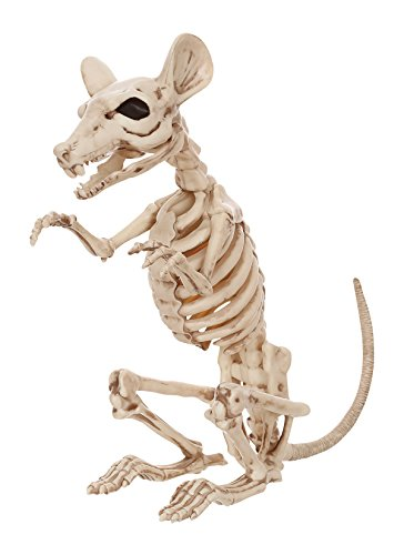 Crazy Bonez Skeleton Rat (Costume Crazy Online)