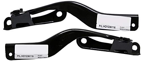(Parts N Go 2006-2011 Compatible With Honda Civic Sedan/Coupe Hood Hinges Driver & Passenger Side - 60170SNAA00ZZ,)