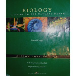 Biology A Guide to the Natural World