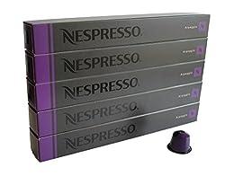 Originalline Nespresso: Arpeggio, 50 Count - ''Not Compatible With Vertuoline''