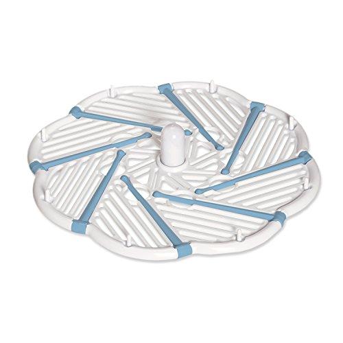 Munchkin 14906 High Capacity Drying Rack (White)