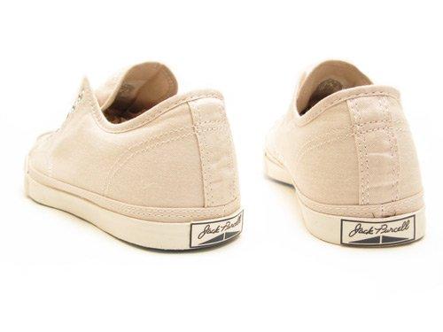 2d2e4d6fbc7b Amazon.com  Converse Jack Purcell LP Slip Sandshell 129490C Unisex Men and  Women (SIZE  7.5)  Shoes