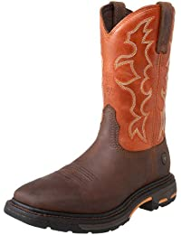 Men's Workhog Wide Square Toe Work Boot