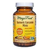 MegaFood, Turmeric Curcumin Minis, 120 Tablets (60 Servings)
