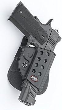 Funda con soporte KMSP1911 con rieles, para pistola Capa