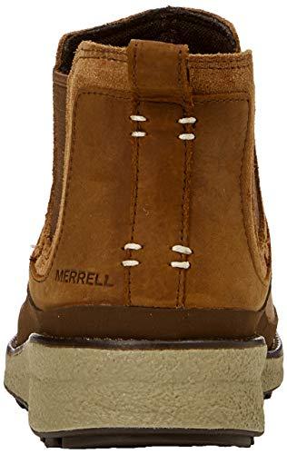 caramel Caramel Femme Chelsea Merrell J99080 Marron Bottes qOzz7U