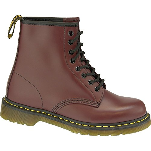 Dr. Martens 1460 8-Eye Cherry Rouge Boots Red 10072600, Size:41 from Dr. Martens