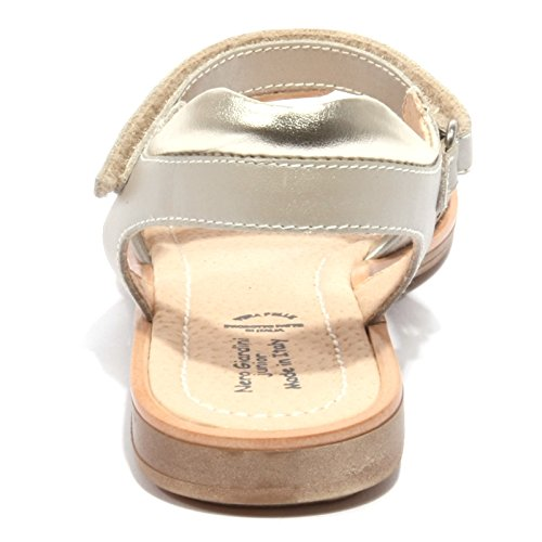 Nero Sandalo Giardini Beige Bimba Scarpa B1840 Kids Shoes rwrqP1TH