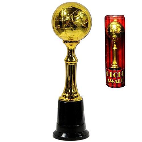 Beistle 57378 Globe Trophy Assorted