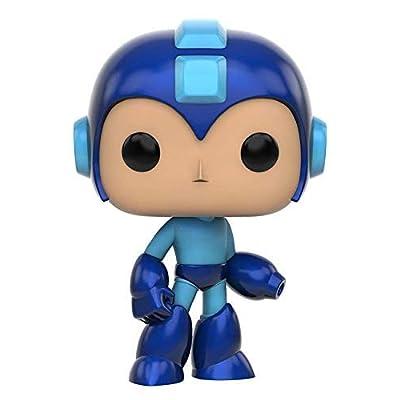 Funko POP Games: Mega Man - Mega Man Action Figure: Artist Not Provided: Toys & Games