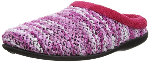 Soul Multi femme Chaussons Pink Rose Lotus 7qZXdwHX
