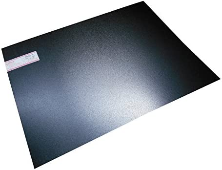 光 ポリプレート 600×450mm ブラック 00872492-1 PE460-6