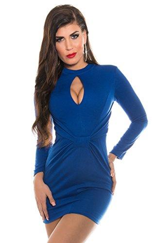 KouCla - Vestido - para mujer azul real