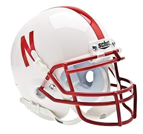 NCAA Nebraska Collectible Mini Football Helmet