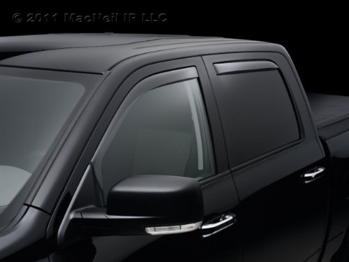 WeatherTech 72521 Front and Rear Side Window Deflector - 4 Piece