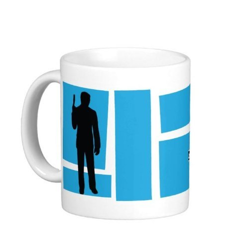 0206 Archer Quote All I've Had Today Is Like Six Gummy Bears and Some Scotch 11 ounce Ceramic Coffee Mug - Dishwasher and Microwave Safe - Free Priority Shipping