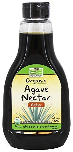 10. NOW Foods – Organic Agave Nectar – Amber